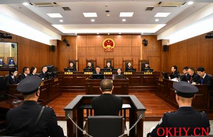孙小果案再审开庭 其出狱后涉黑犯罪被提起公诉